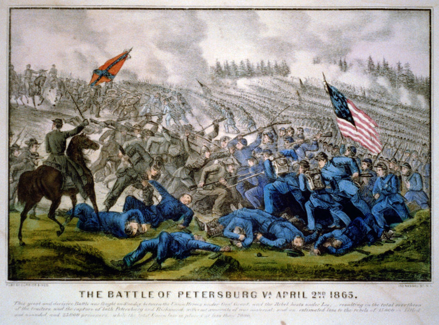 Third Battle of Petersburg