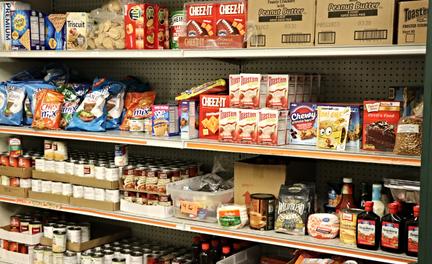 TrueNorth Community Services' Food Programs