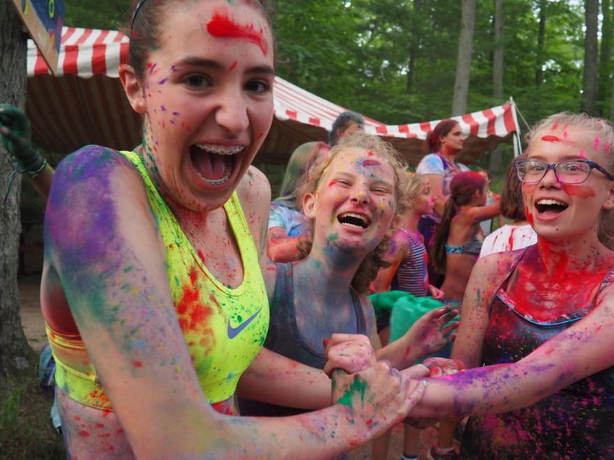 Camp Newaygo: Girls' Resident Camp