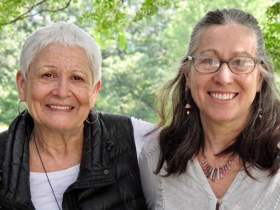 Sandra and Susan