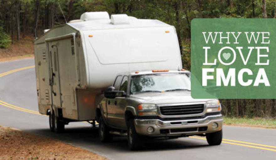 Why We Love FMCA - FMCA Roadside Rescue