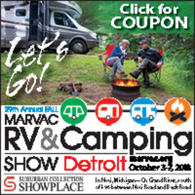 MARVAC - Detroit RV and Camping Show