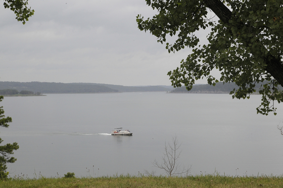 Stripers, walleye and more are hitting at Norfork Lake.