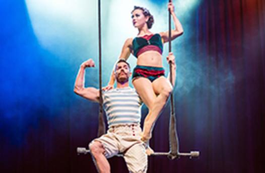 Cirque Mechanics on YouTube