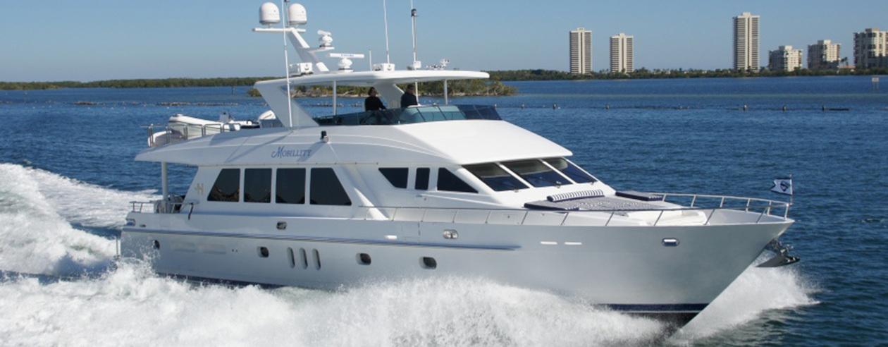 84' MOBILLITY 2010 Hargrave Flush Deck $3,9500,000
