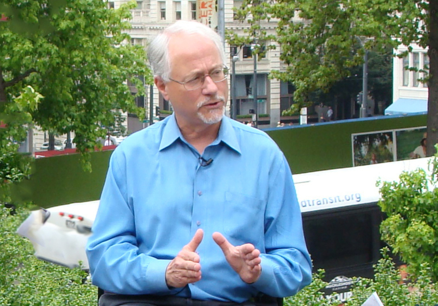 Councilmember Richard Conlin