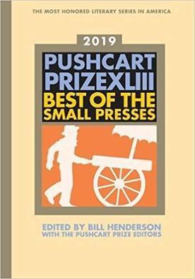 Pushcart Prize XLIII