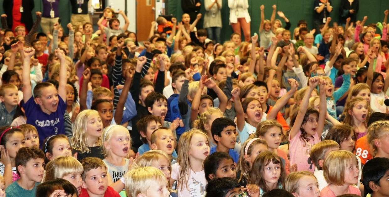 Willow Creek Elementary named National Blue Ribbon School