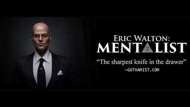 Eric Walton: Mentalist at MST!