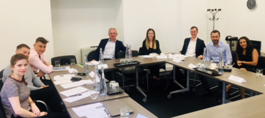 In May the ATMIA hosted a meeting of retail organisations