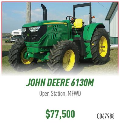 John Deere 6130M