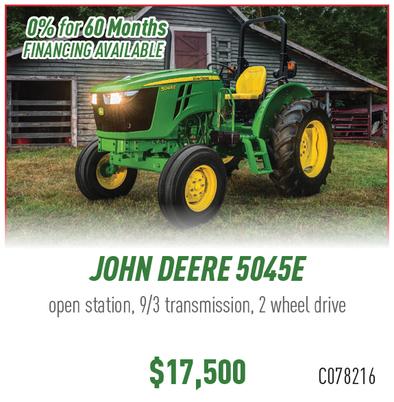 John Deere 5045E