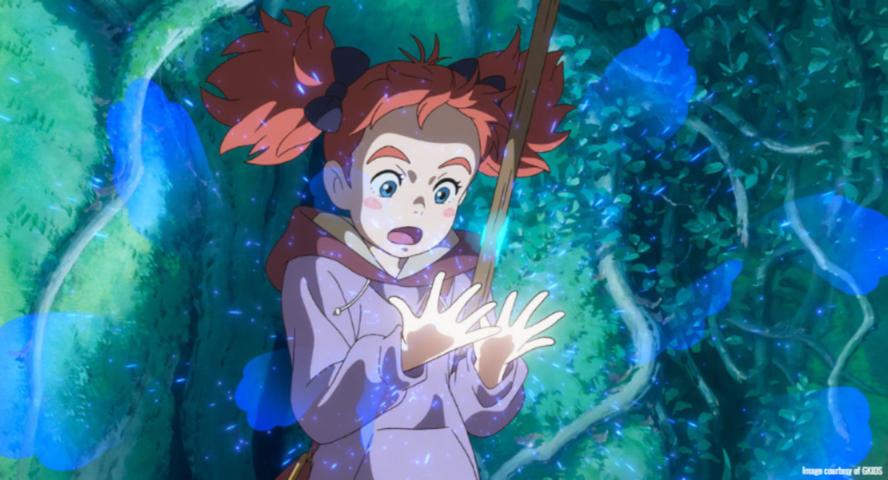 Animezing!: Mary and The Witch's Flower