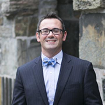 The Reverend Greg McGonigle, University Chaplain
