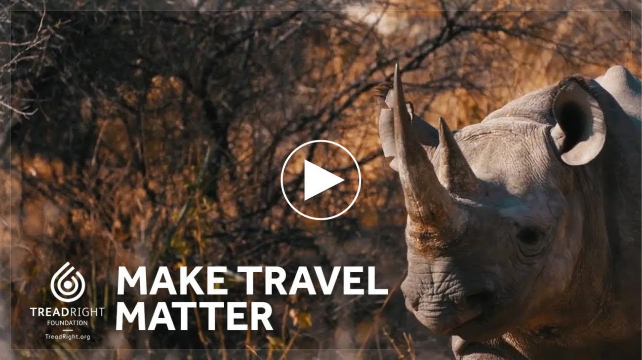 Watch the Make Travel Matter video