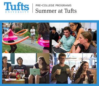Summer at Tufts