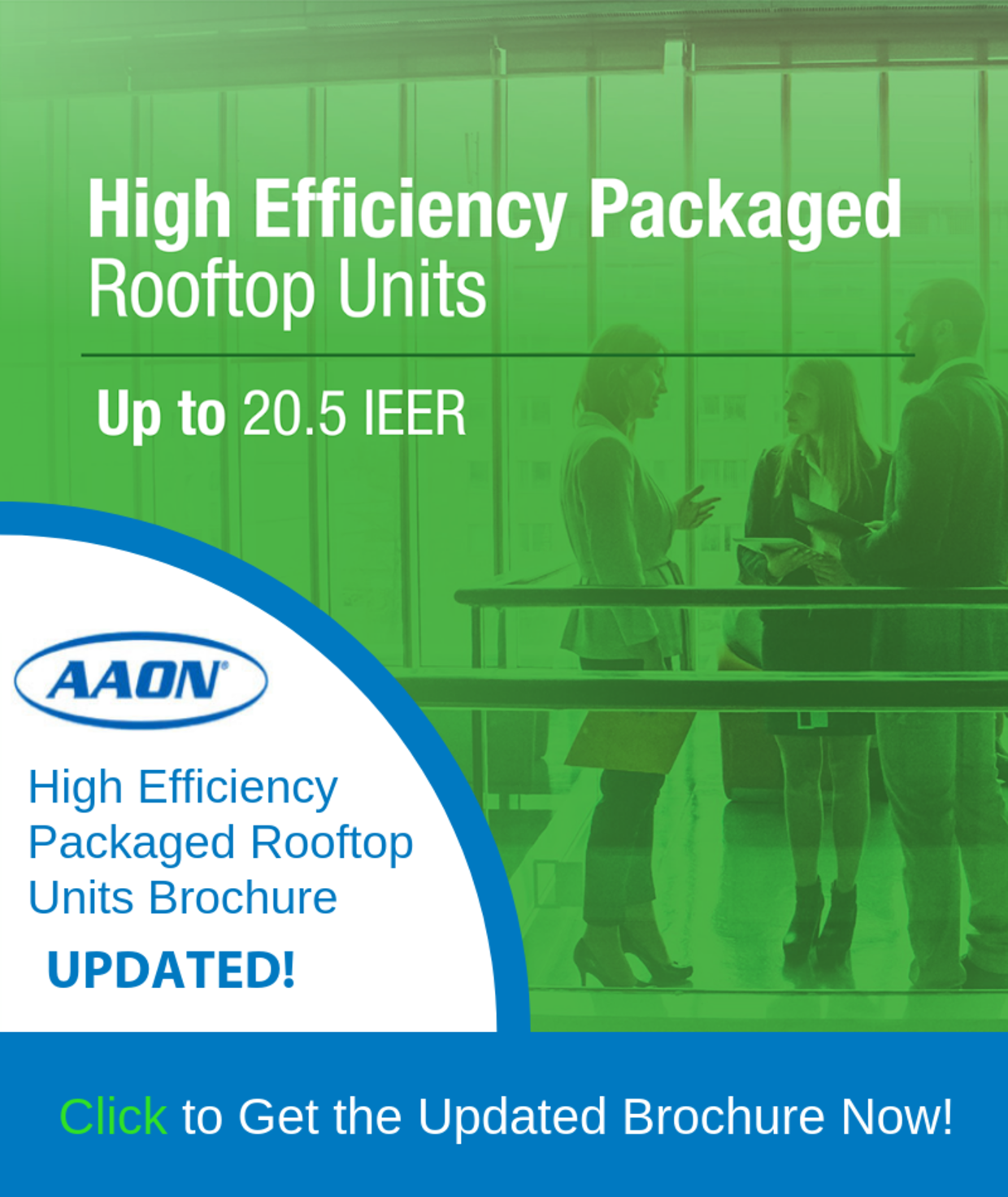 AAON High Efficiency Packaged Rooftop Units Brochure Updated