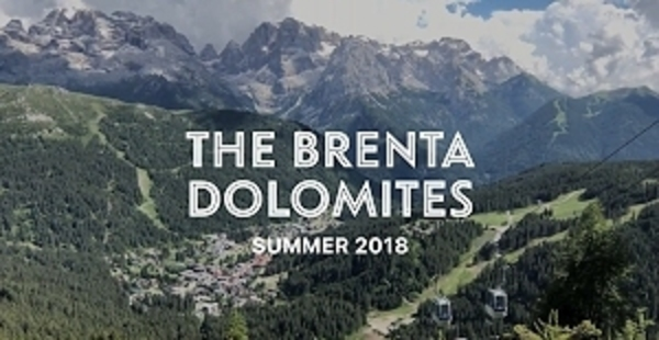 Video of hikes in the Brenta Dolomites in the Alps of northeastern Italy.
