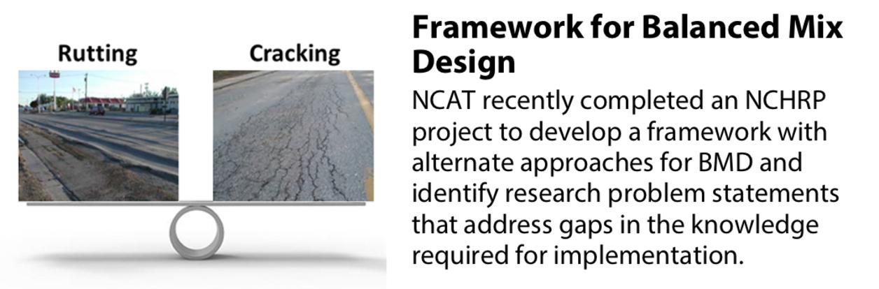 Framework for Balanced Mix Design