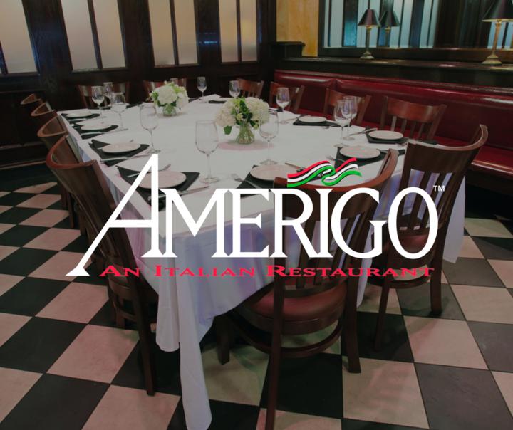 Amerigo Private Dining
