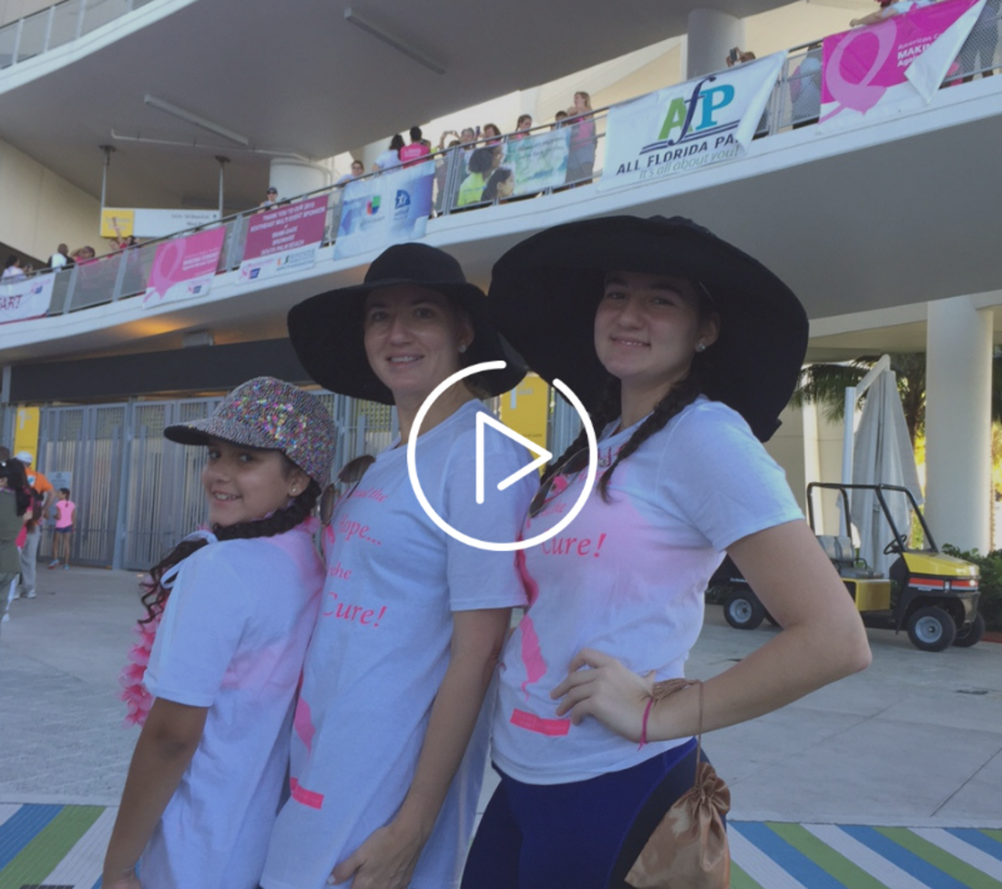 Making Strides Against Breast Cancer 2017 Video