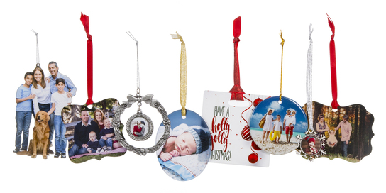 Ornament Sales Sample Set