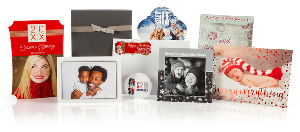 Holiday Card Sample Set