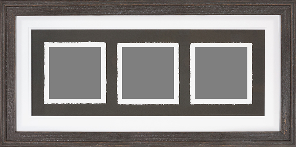 Trio Torn Edge Frames