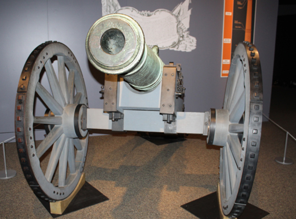 Blast from the Past: Artillery in the War of Independence