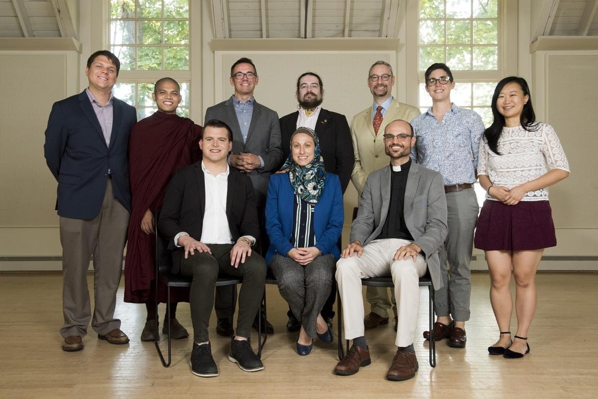 Tufts University Chaplaincy Team