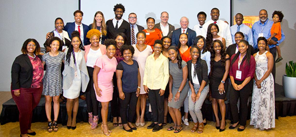 Image of 2017 participants