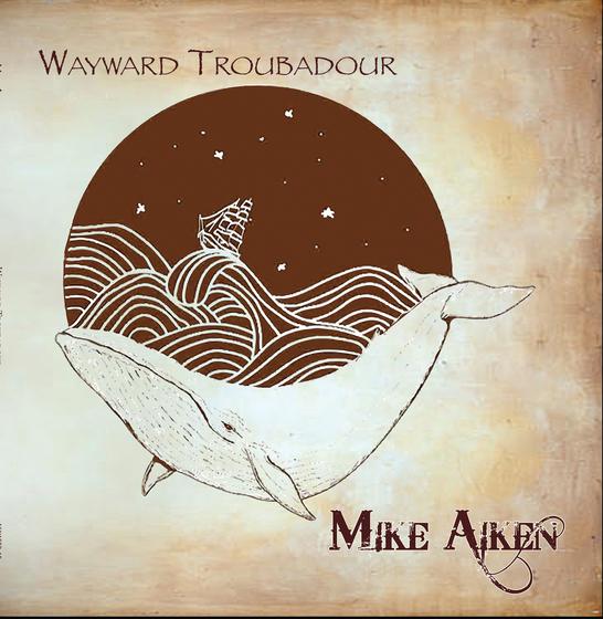 Wayward Troubadour Vinyl Cover
