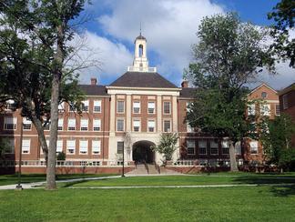 Upham Hall