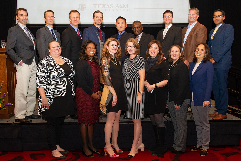 Presidential Impact Fellows recipients