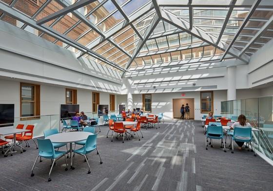 Pearson Hall Atrium