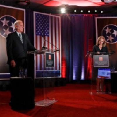 Bredesen and Blackburn Debate
