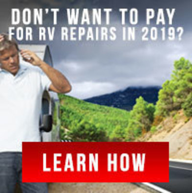 Don't want to pay for RV repairs in 2018? Learn How