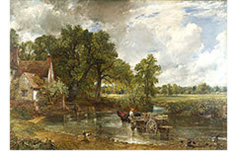FAKE OR FORTUNE? Constable