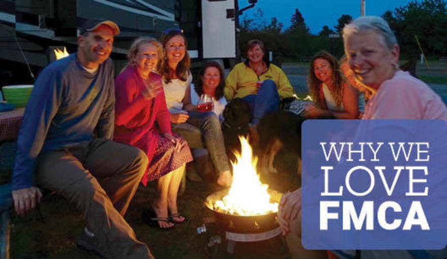 Why We Love FMCA - Stoppin' Spots