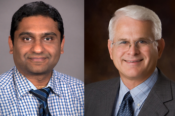Drs. Ramadoss and Dodd