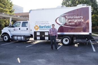 Bissett and Banfield truck