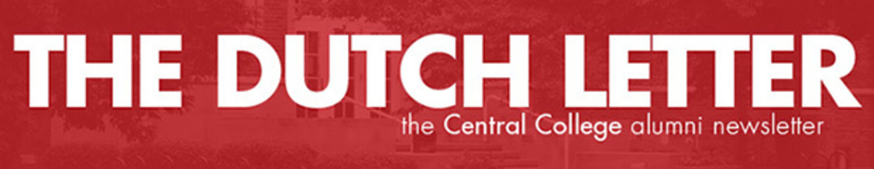 The Dutch Letter, a Central College alumni newsletter