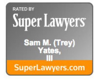 Guide to Good Divorce Founder Trey Yates selected 2018 Texas Super Lawyer