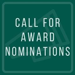 Call for Award Nominations