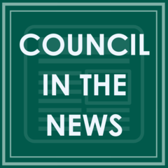 Council in the News