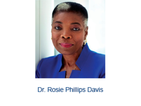 dr. rosie phillips davis