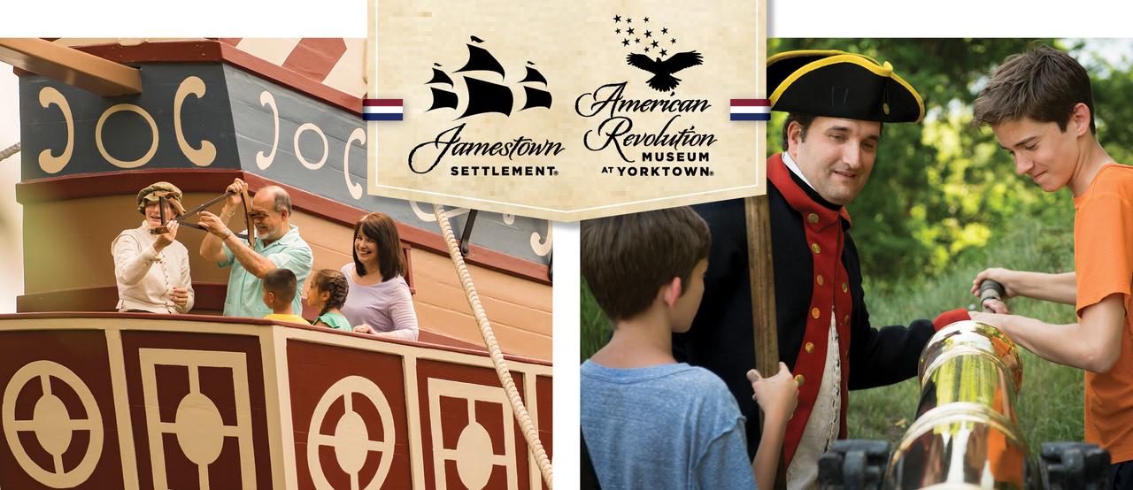 Jamestown Settlement & American Revolution Museum at Yorktown