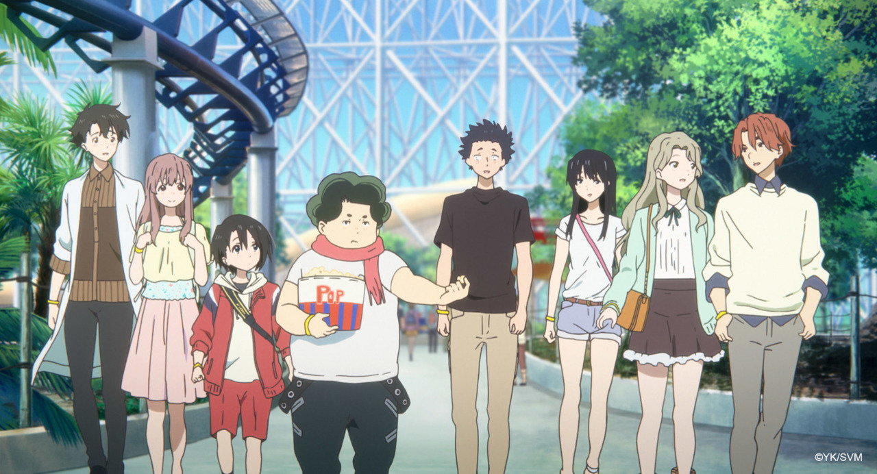 Animezing!: A Silent Voice