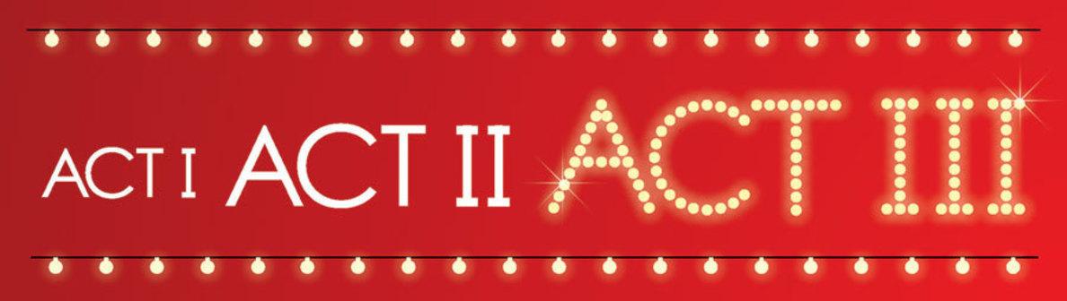 ACT III long logo