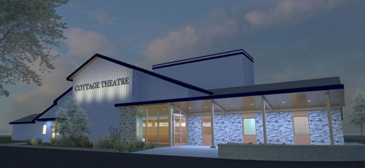 Photo: new exterior